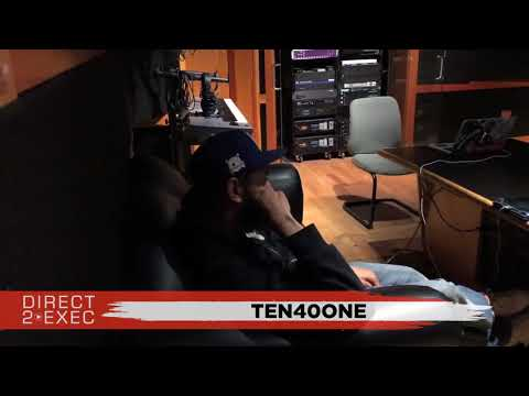 Ten40One Performs at Direct 2 Exec Los Angeles 3/4/18 - Dreamville Records