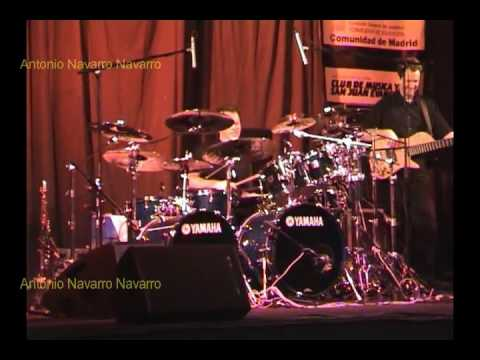 Dave Weckl Band-Live in Madrid- San Juan Evangelista- Mayo 2004