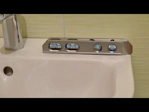 Экспресс-ремонт в ванной наизнанку. Установка сантехники GROHE