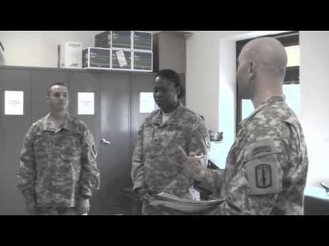Command Supply Discipline
