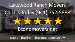 Movers In Lakewood Ranch Florida | Most Referred | Economovers