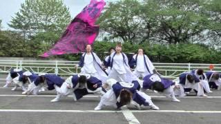 よさこい 2011 取手魂(水戸藩YOSAKOI連)-南中ソーラン