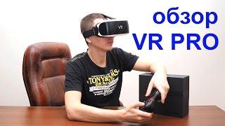видео Очки виртуальной реальности ACV SVR-FHD