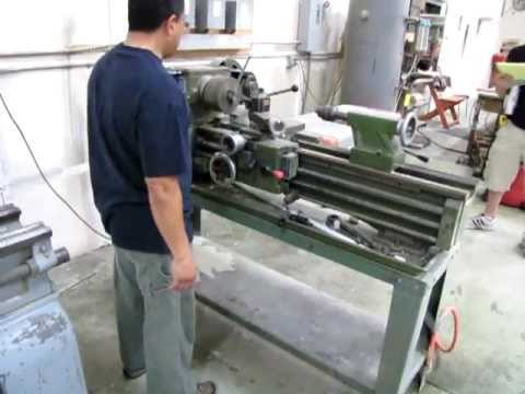Lot 114 JET 1236P Metal Lathe YouTube – Jet Lathe Wiring-diagram