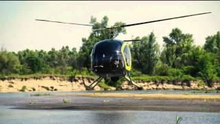 Новый украинский вертолет Scout