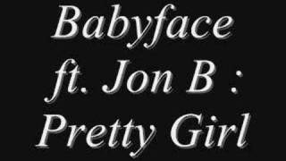 Watch Babyface Pretty Little Girl video