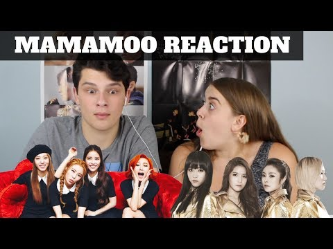MAMAMOO REACTION: PIANO MAN, YOURE THE BEST, DECALCOMANIE (KPOP REACTIONS S1 EP6)