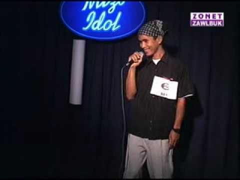 MIZO IDOL, Funny Contestant