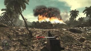 Call of duty World at war thai Part1 ฝ่าดงยุ่น