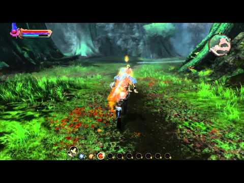 """Kingdoms of Amalur - part 7 """"Wolf-Man and a lovely lady"""""""