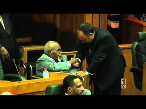 Somare disqualified from PNG parliament