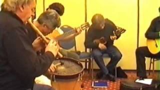 Quilapayún 2003 - Yaravi y huayno de la quebrada de Humahuaca (ensayo)