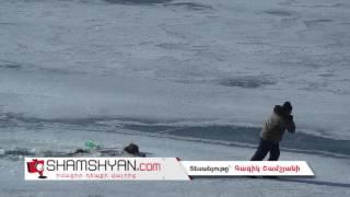 Արտակարգ դեպք Սևանա լճում  ծովագյուղցիները փրկել են 2 կամակոր ձկնորսների