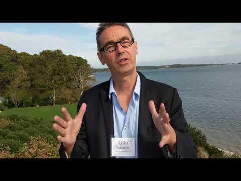 Otto Scharmer's message to the u.lab Riga hub