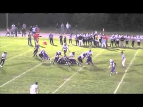Jordan Russell Garden County High School Defenssive highlight