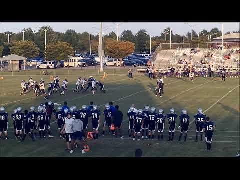 Amari Presley 2018 Landstown High school JV football highlights