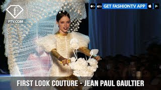 First Look Couture Fall/Winter 2017-18 Jean Paul Gaultier | FashionTV
