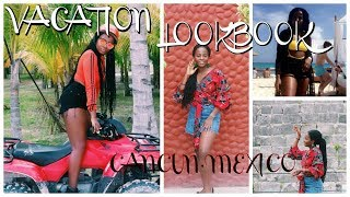 Vacation Lookbook 2018 | Spring Break Outfits Ideas | Cancun Mexico | Pretty Little Thing