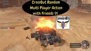 CrossOut Random Multi Player Action with Friends 91