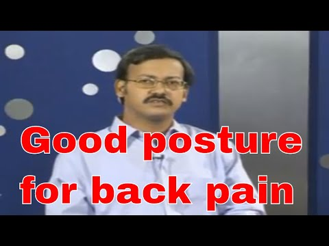 Back pain posture/back pain tips in homeopathy/Back pain homeopathic medicine