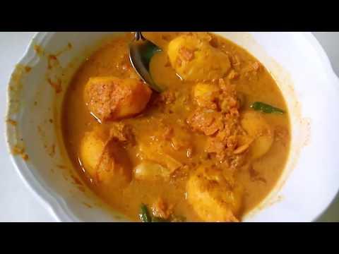 Video Resep Balaso Telur Bebek Makanan Khas Makasar