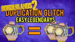 Borderlands 2 Easy Duplication Glitch Any Character Working Newest Patch Any Console