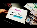 Aquafine Smooth Watercolour pad review