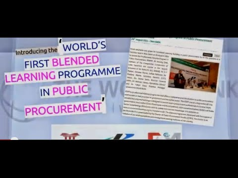 Dynamic perspectives on Public Procurement