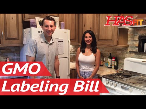 How Will the Newly Passed GMO Labeling Bill Impact You? Claudia & Coach break down H.R.1599