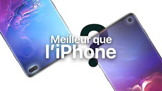 Meilleur que l'iPhone ?