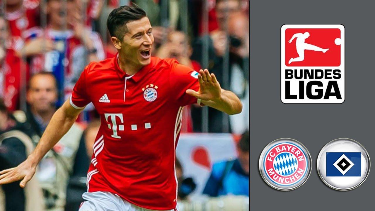 Bayern München Vs Hamburger Sv