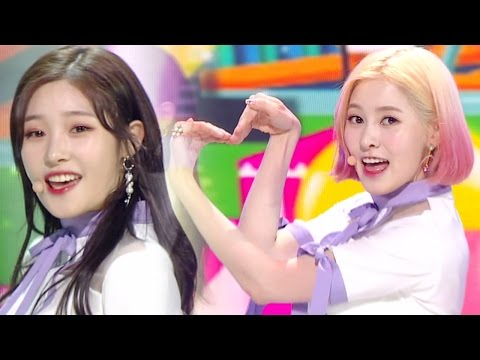 《Comeback Special》 DIA (다이아) - Will you go out with me (나랑 사귈래) @인기가요 Inkigayo 20170423