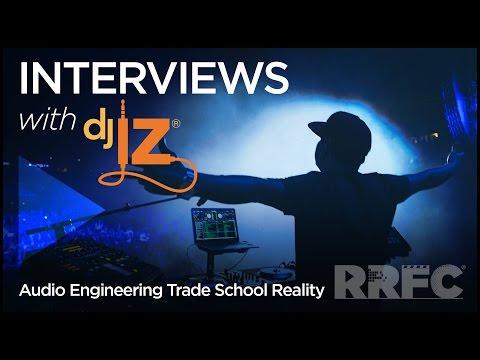 Audio Engineering Trade School Reality
