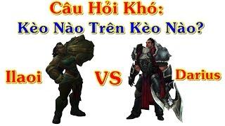 Throw.Thi Gặp Câu Hỏi Khó ILLAOI vs Darius Kèo Nào Trên Cơ ?