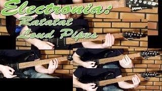 Repeat youtube video Ratatat - Loud Pipes (Guitar Cover)