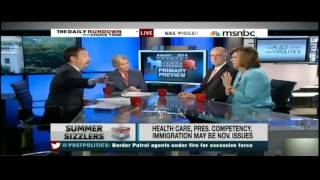 USA Today Reporter: Border Crisis Obama