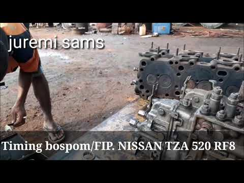 TIMING FIP/BOSPOM NISSAN TZA 520 RF 8