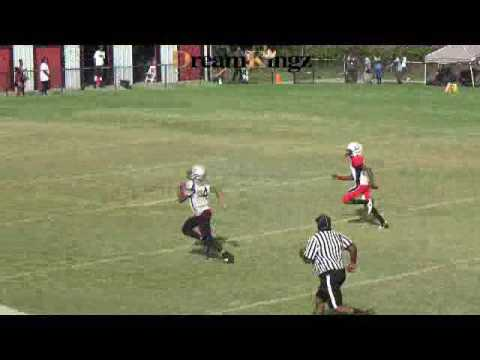 SWEETWATER FALCONS VS MIDDLEBURG BRONCOS  JV  HIGHLIGHTS
