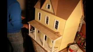 Making A Dollhouse - Timelapse