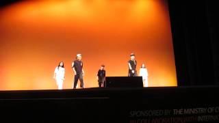 140221 Little Winners Set @ STREET STYLE: No Limit [Korean Wave] Hip Hop Show LA