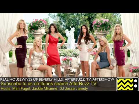 "Real Housewives of Beverly Hills After Show  Season 2 Episode 10 ""Your Face Or Mine"" 