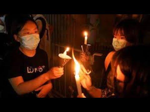 Hồng Kông : Tinh thần 04/06 chưa lụi tàn