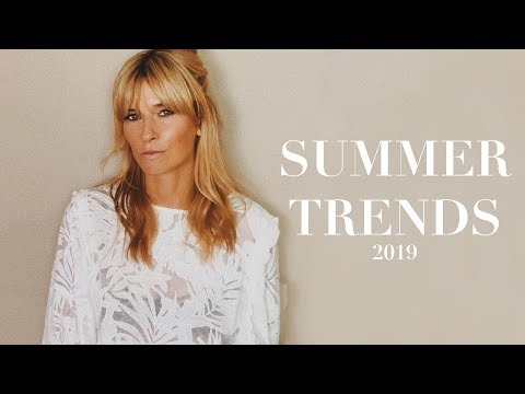 Summer Fashion Trends 2019 | Capsule Wardrobe Part Two