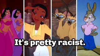 Harem girls, Splash Mtn and Siamese Cats: Minority Representation in Disney and Where It Fails