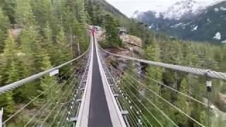 Amazing Beauty of British Columbia - Sea To Sky Gondola View