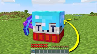 Minecraft, But You Can Shapeshift Into Any Block...