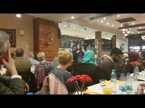 'Can Muslims Be British?' | Spoken word by Hanan Issa