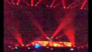 Tiësto @ Prague 2007 - Carpe noctum - fire intro