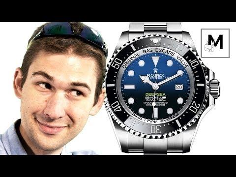 Rolex Sea Dweller Wrist Fit, Grail Watches Explained; Ulysse Nardin Freak: Tourbillon or Not?