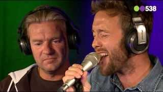 Charly Luske ft. Ali B & Brownie Dutch - Blurred Lines | Live bij Evers Staat Op